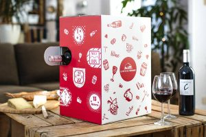 Calendrier de l'avent du vin 2019 (12 bouteilles)