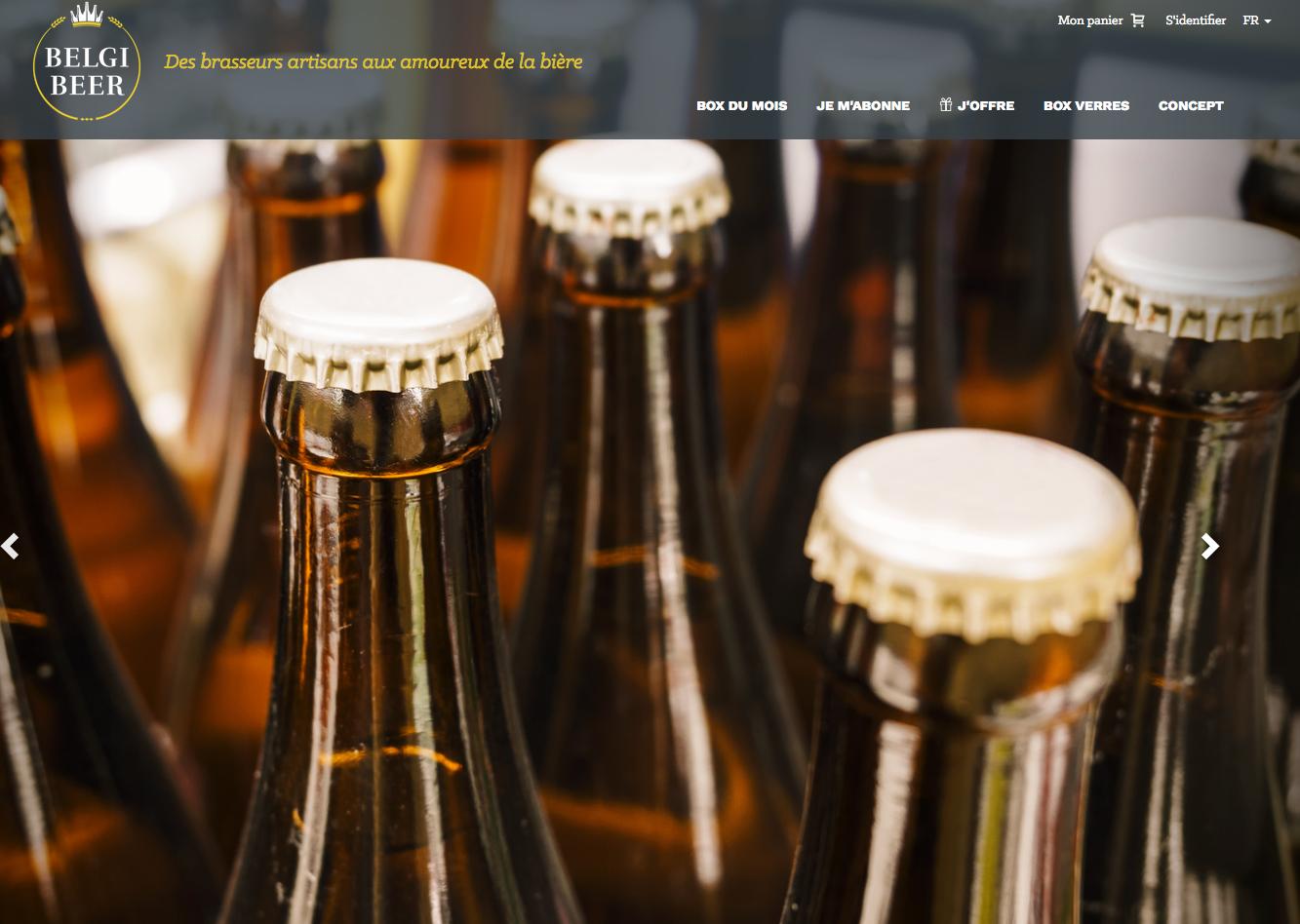 Belgibeer : Box de bières artisanales belges